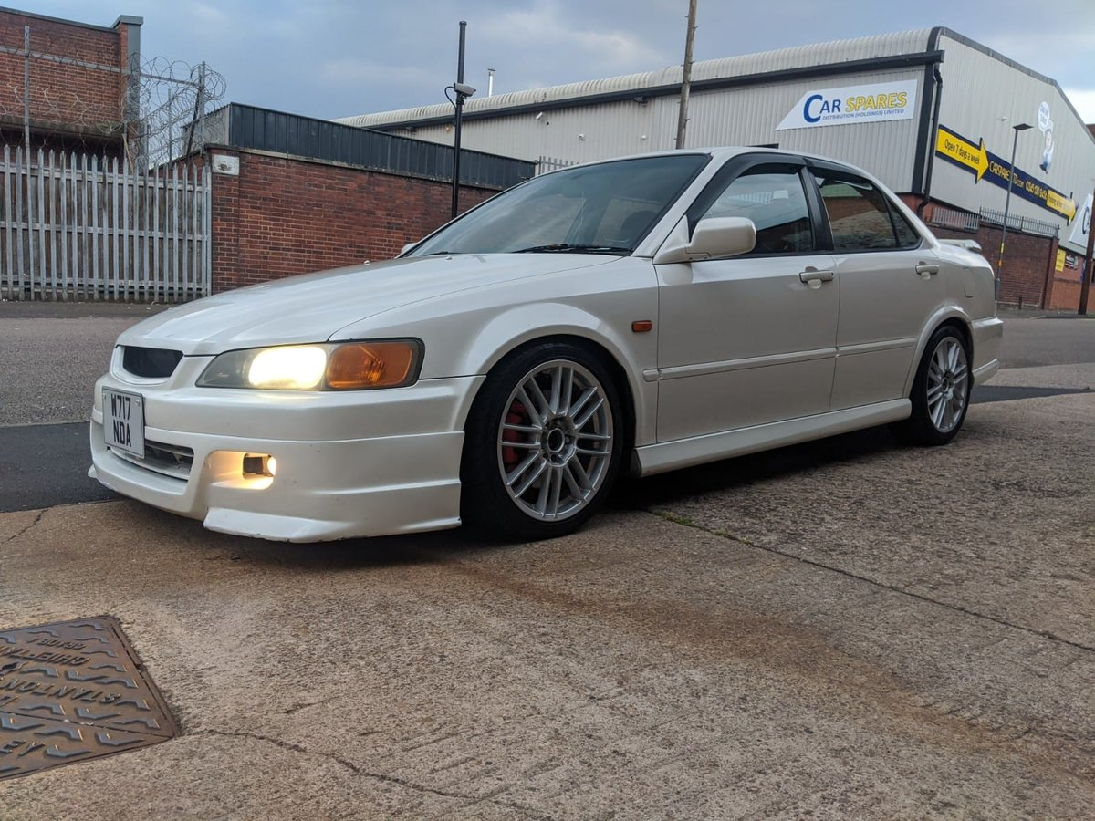 2000 Honda Accord CL1 Euro R GREAT SPEC SOLD (picture 1 of 6)