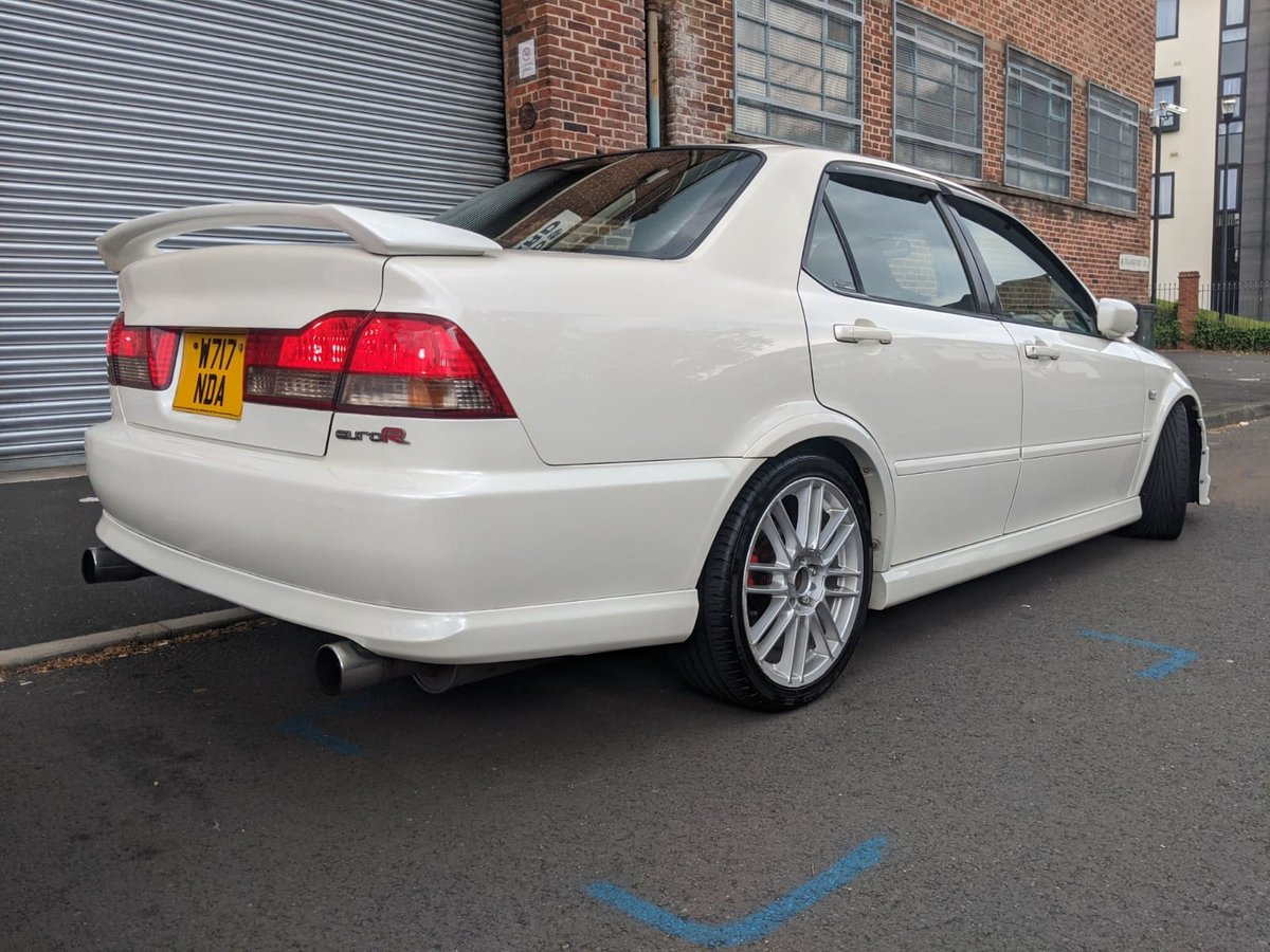 2000 Honda Accord CL1 Euro R GREAT SPEC SOLD (picture 2 of 6)