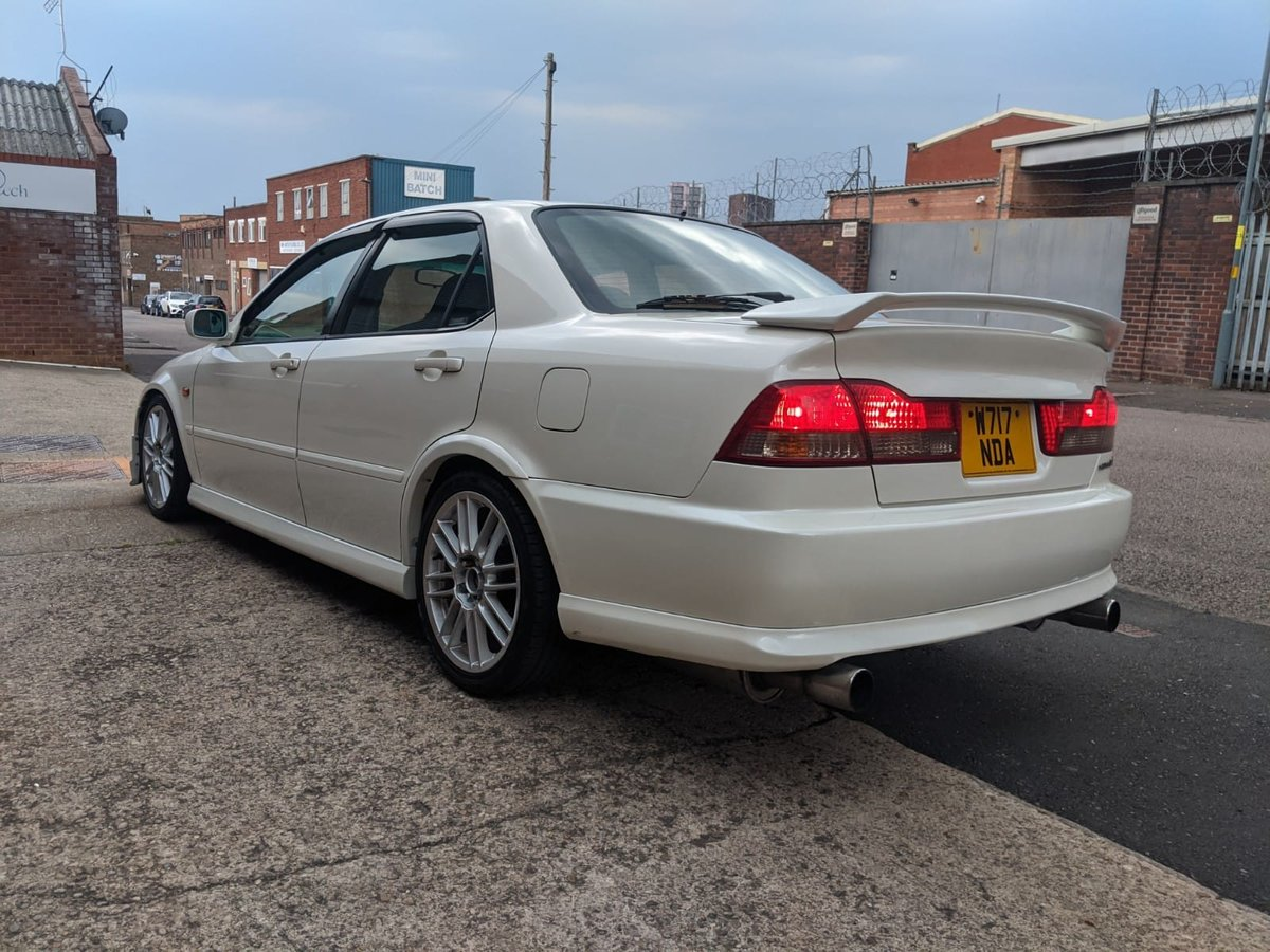 2000 Honda Accord CL1 Euro R GREAT SPEC SOLD (picture 3 of 6)
