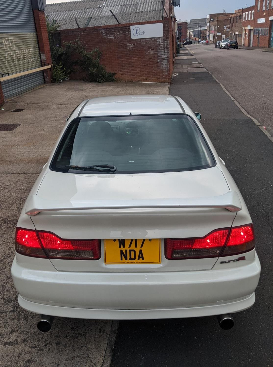 2000 Honda Accord CL1 Euro R GREAT SPEC SOLD (picture 4 of 6)
