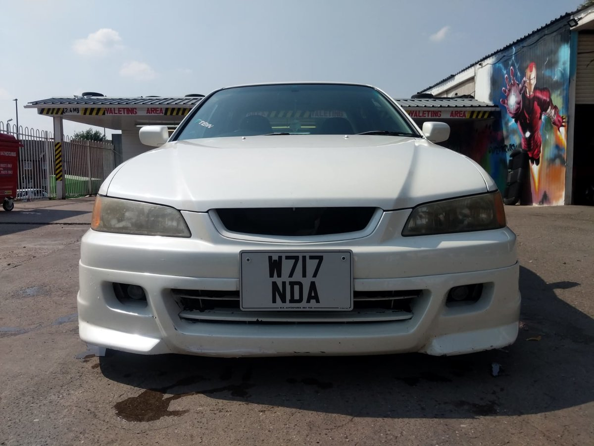 2000 Honda Accord CL1 Euro R GREAT SPEC SOLD (picture 6 of 6)