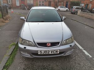Picture of 2002 Honda Accord Type-R