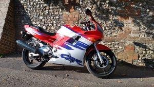 1995 Honda CBR600F - low mileage