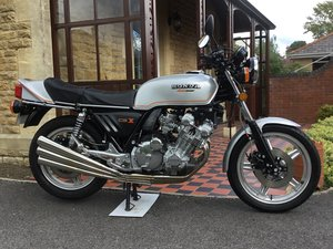 Picture of 1979 Stunning HONDA CBX1000Z, WITH HISTORY! For Sale