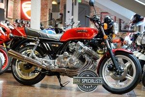 Honda CBX 1000 ultra low mileage!