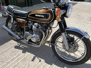 Picture of 1976 Honda CB550 SOLD