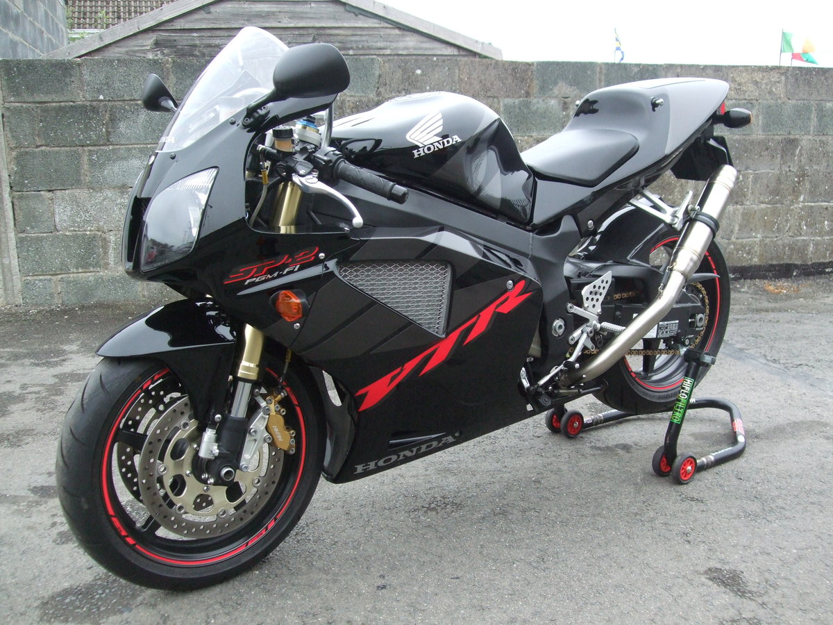 2007 Honda HRC VTR SP2 For Sale (picture 1 of 6)
