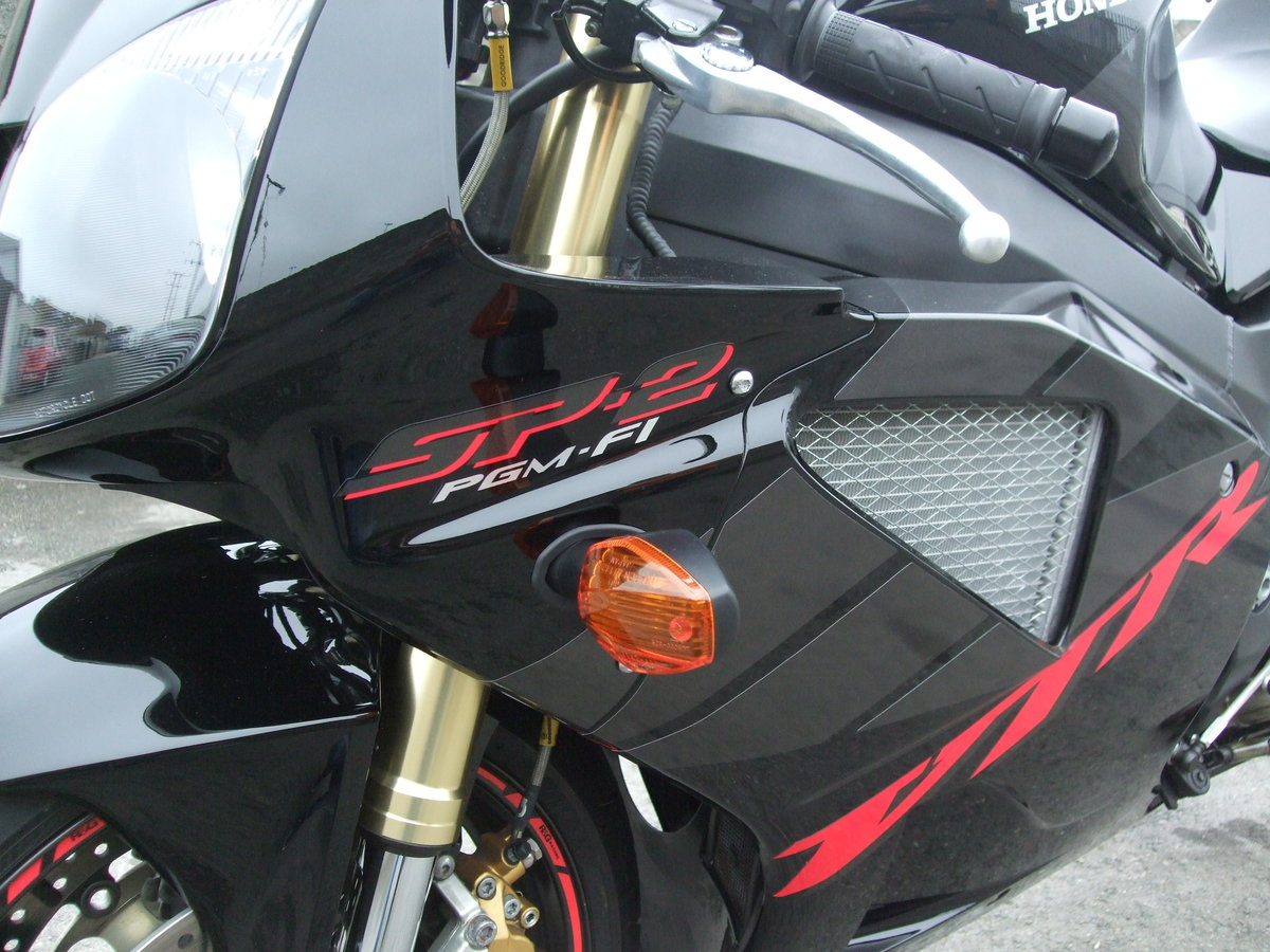 2007 Honda HRC VTR SP2 For Sale (picture 4 of 6)