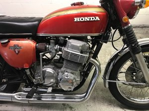 Picture of 1971 Honda CB750 K1 SOLD