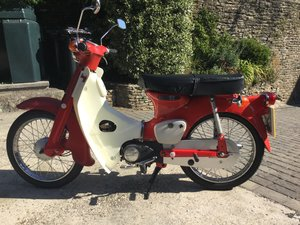 Picture of Lot 252 - 1974 Honda C50 - 27/08/2020 SOLD by Auction