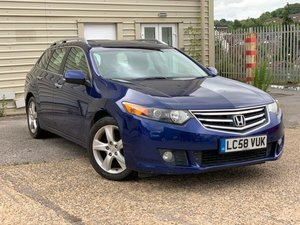 Honda Accord 2.2 i-DTEC EX Tourer 5dr