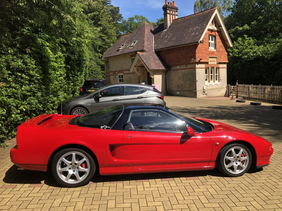 1994 NSX Full Service History For Sale (picture 2 of 6)
