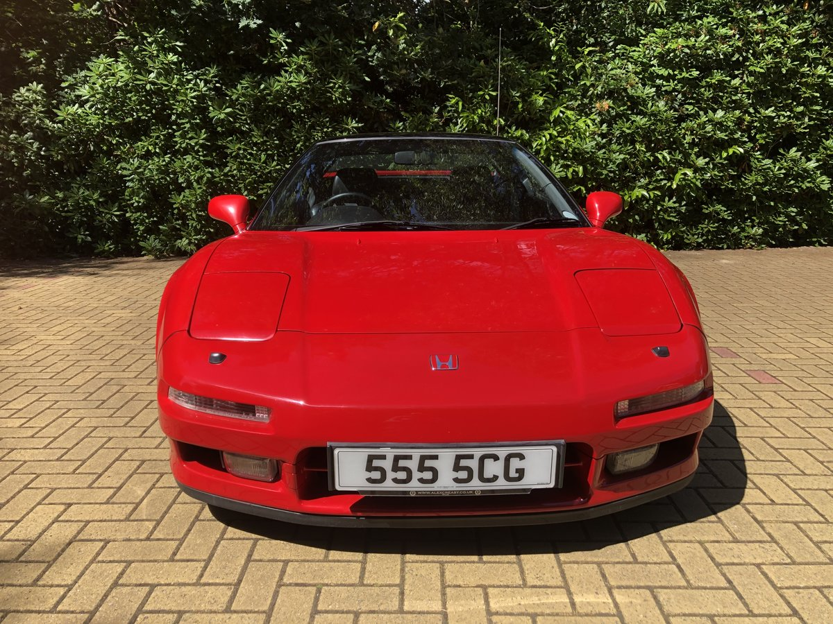 1994 NSX Full Service History For Sale (picture 3 of 6)