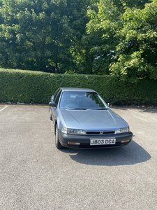 1991 Honda Accord 2.0L Saloon Manual