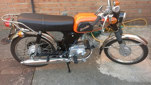Picture of Lot 271 - 1972 Honda CD50 - 27/08/2020 SOLD by Auction