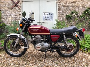 Picture of 1979 Lot 236 - 1978 Honda 400/Four - 27/08/2020 SOLD by Auction