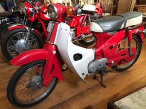 Picture of Lot 295 - 1975 Honda C70 - 27/08/2020 SOLD by Auction