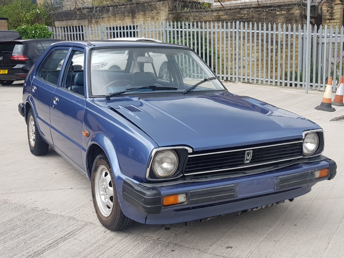 Picture of 1981 Honda Civic 1.3 5dr MK2 Rust Free RARE car For Sale