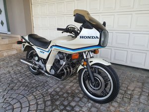 Honda CBX 1000 with 14000km only!