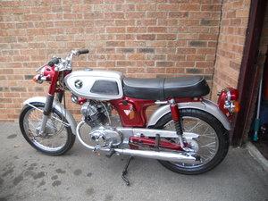 Honda Super Sport 125