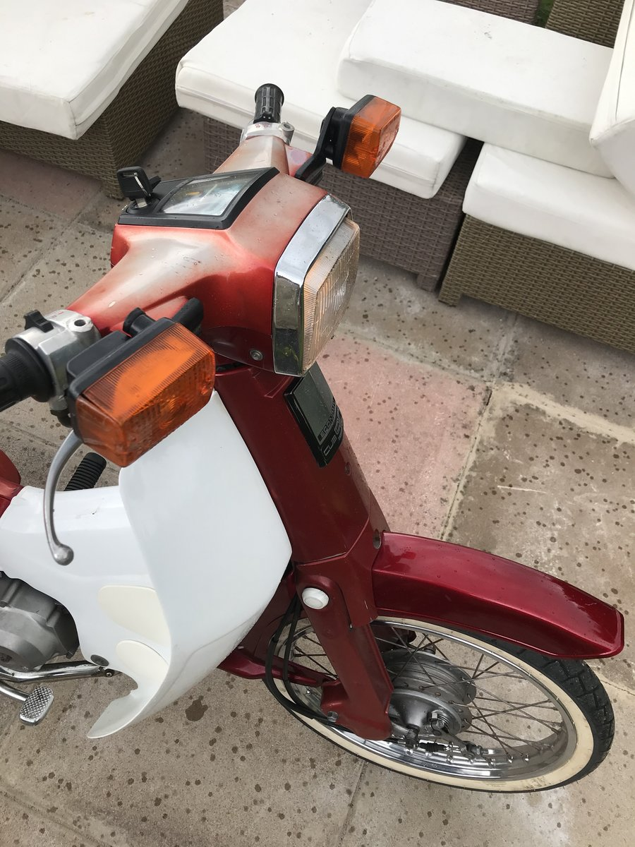 1994 Honda C90  For Sale (picture 3 of 6)