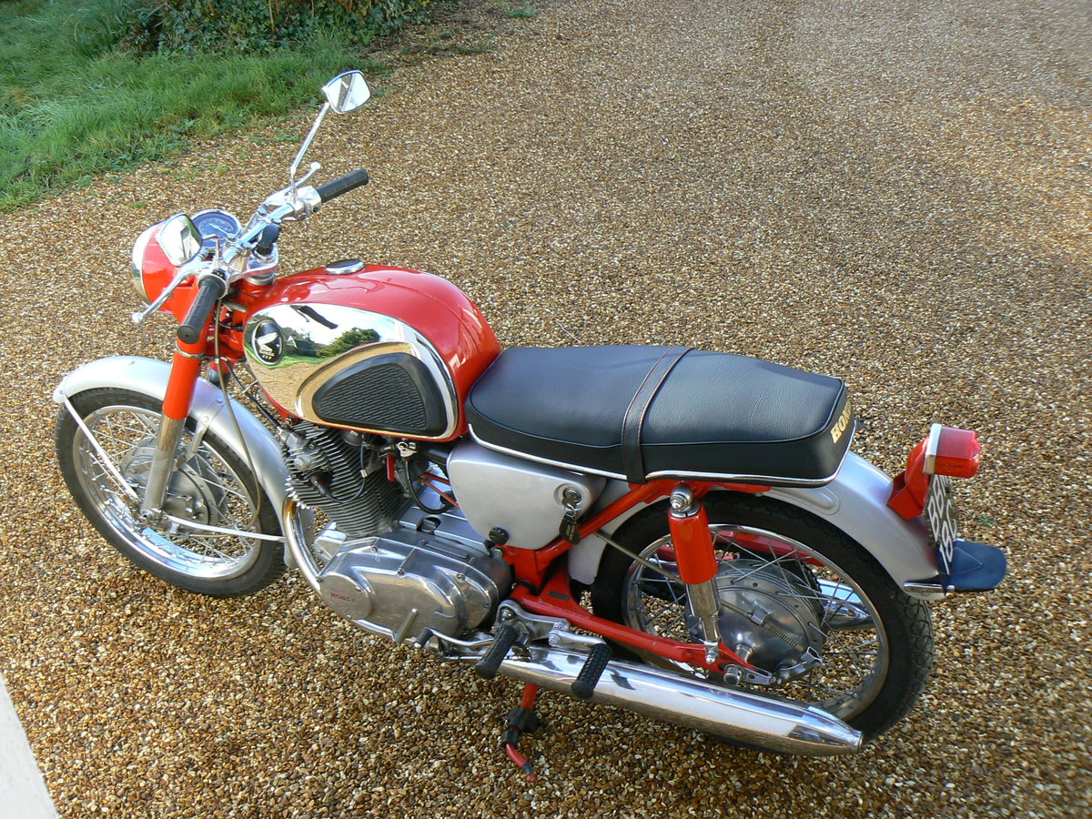 1965 Honda CB72 Sports For Sale (picture 2 of 6)