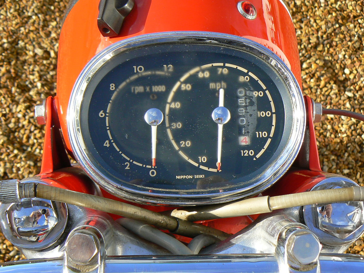 1965 Honda CB72 Sports For Sale (picture 5 of 6)