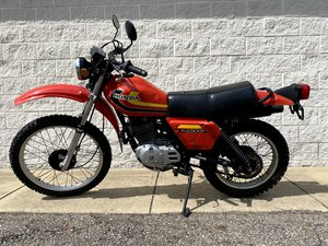 Picture of 1979 Honda XL500S
