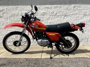 Honda XL500S