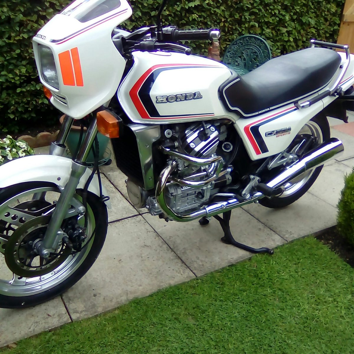 1982 Honda CX500 Eurosport Classic great condition bike SOLD (picture 1 of 6)
