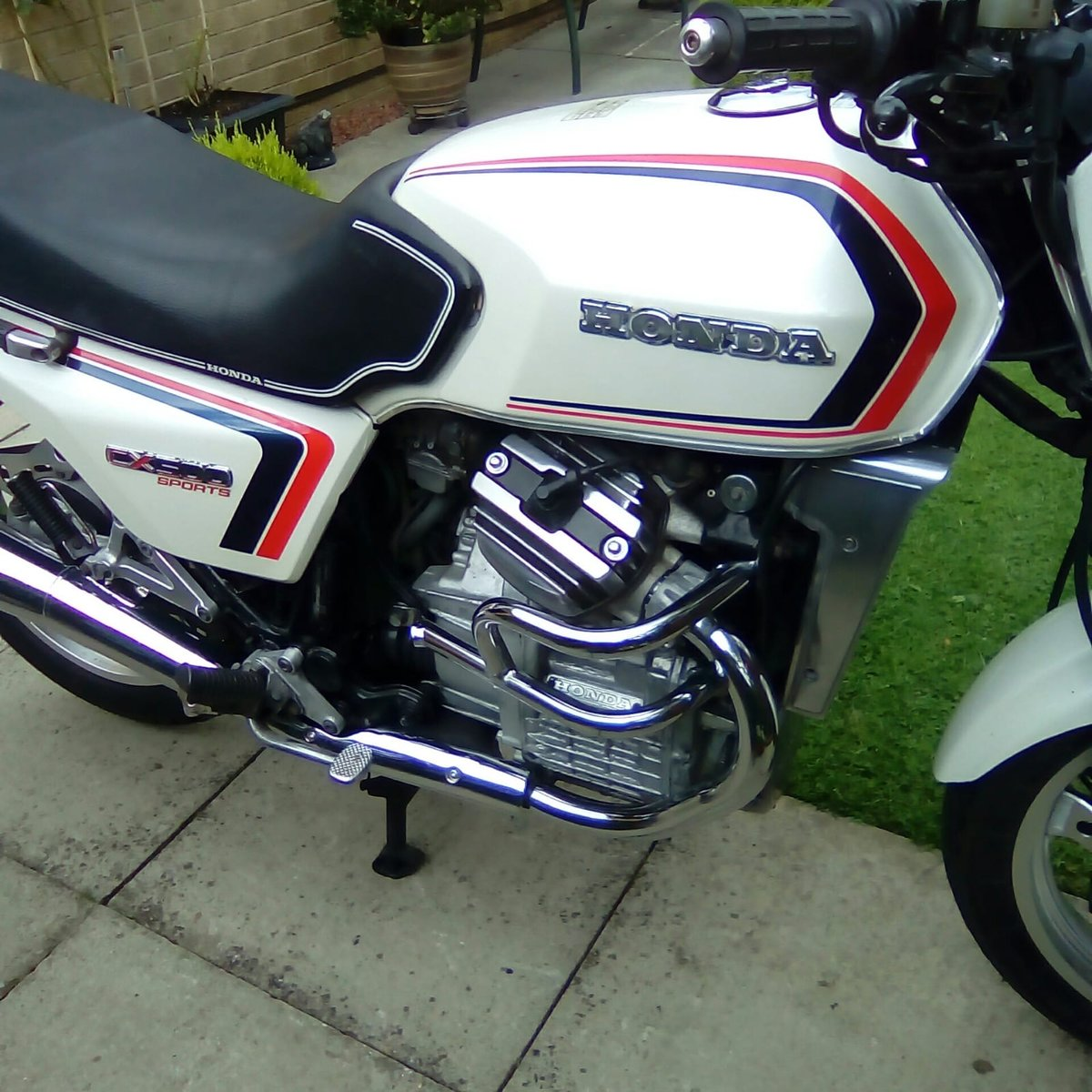 1982 Honda CX500 Eurosport Classic great condition bike SOLD (picture 4 of 6)