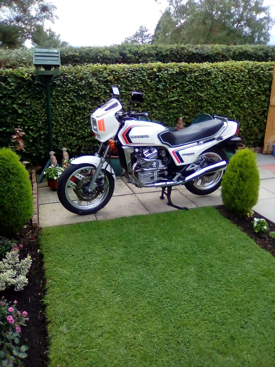 1982 Honda CX500 Eurosport Classic great condition bike SOLD (picture 5 of 6)