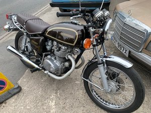 *REMAINS AVAILABLE - AUGUST AUCTION* 1975 Honda CB500T