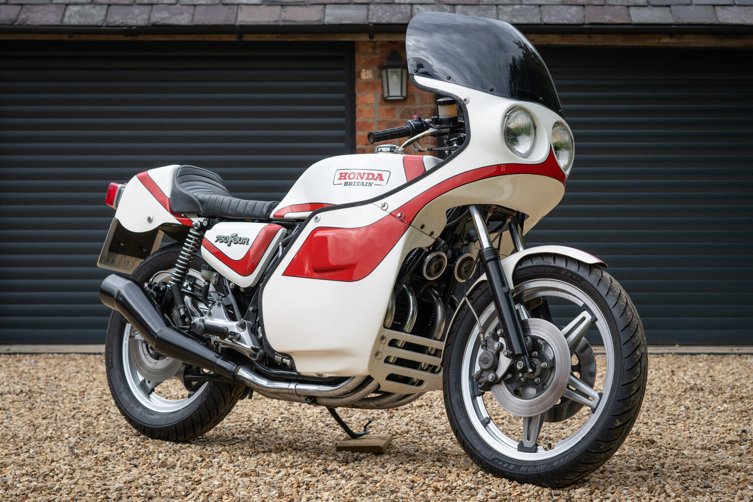 1980 Honda CB 750SS Britain For Sale (picture 1 of 6)