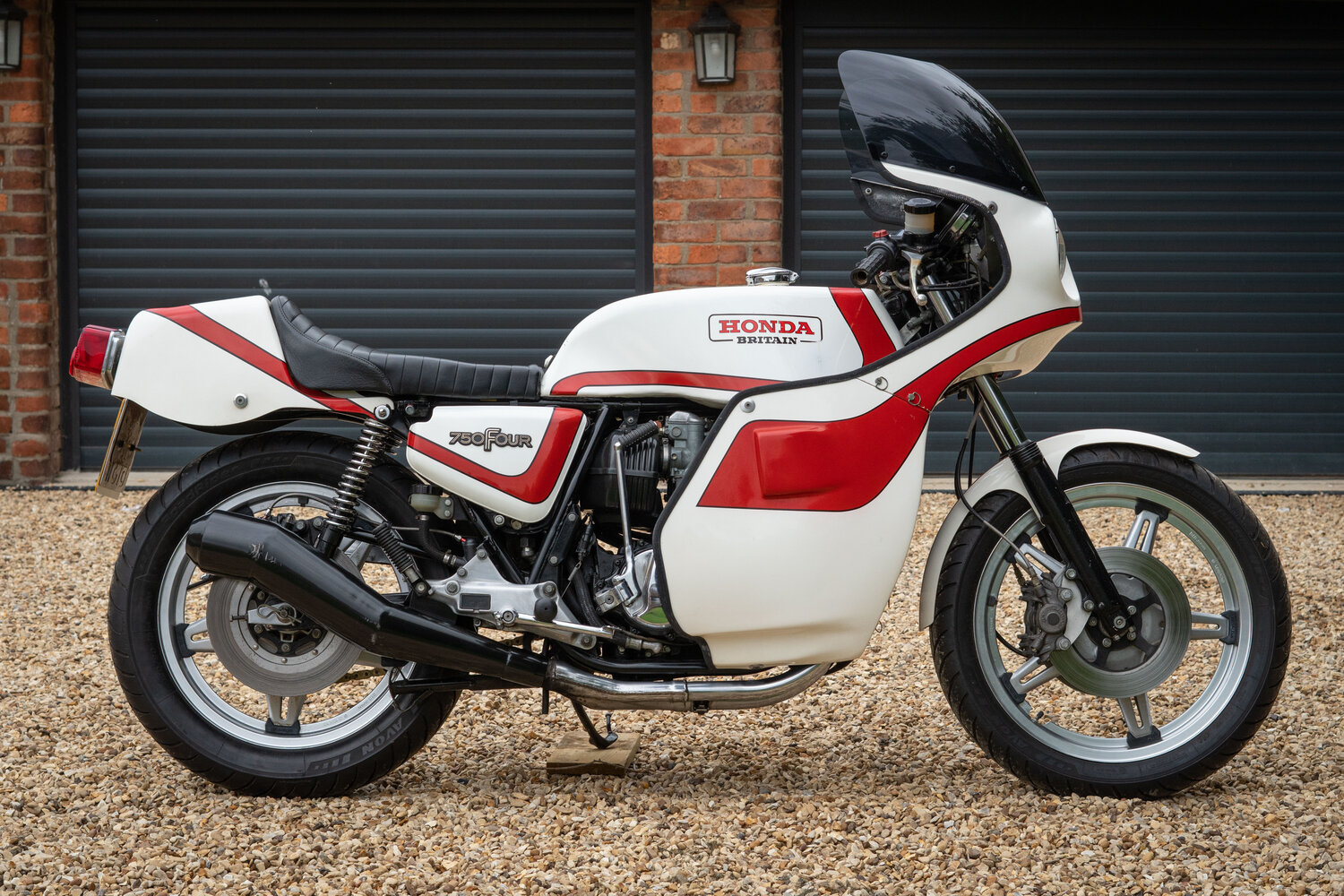1980 Honda CB 750SS Britain For Sale (picture 2 of 6)