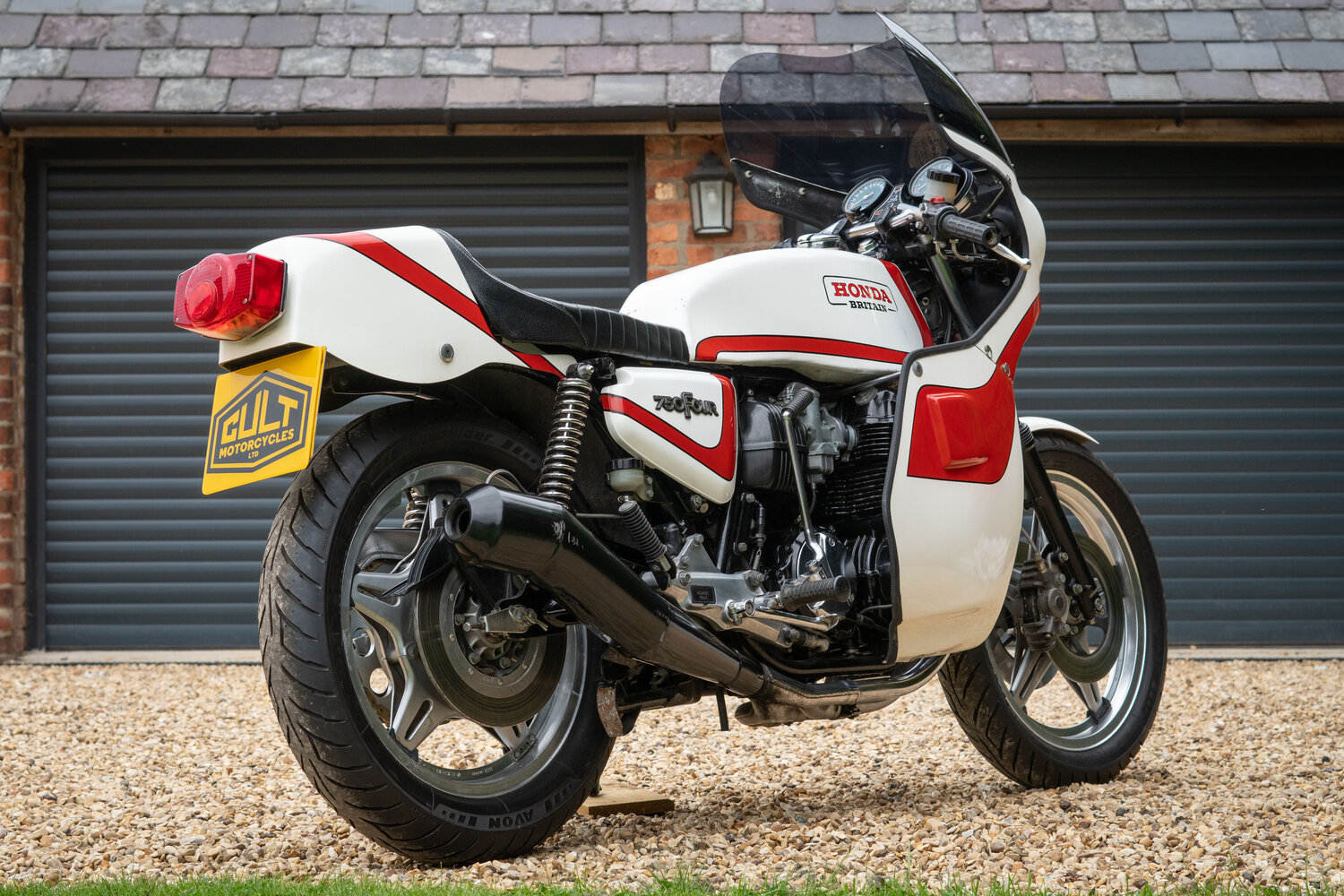 1980 Honda CB 750SS Britain For Sale (picture 3 of 6)