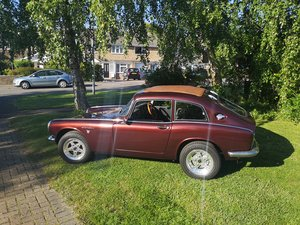 Picture of 1967 Honda S 800 coupe