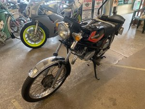 **OCTOBER ENTRY** 1981 Honda H100