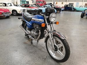 **OCTOBER ENTRY** 1979 Honda Superdream