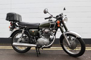 1972 Honda CB350 K4 - In Excellent Condition