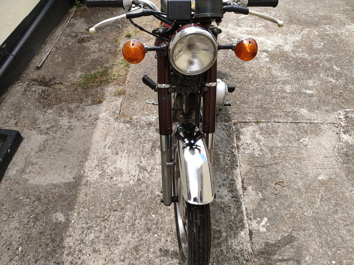 1980 Honda CD200 Benly For Sale (picture 2 of 6)