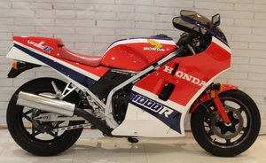 1984 Honda VFR 1000 R 15,000 Miles , UK example  Exceptiona