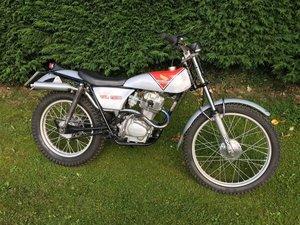 1978 HONDA TL 125