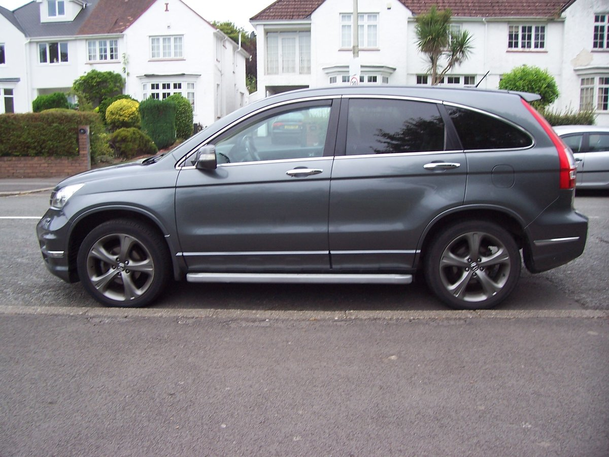 2011 HONDA CR-V 2.2 DTEC EX AUTOMATIC 5 DOOR For Sale (picture 2 of 6)
