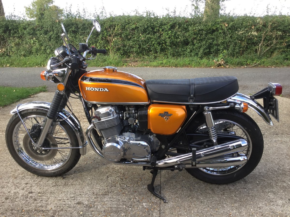 1974 CB750-K4 Classic Bike For Sale (picture 1 of 6)
