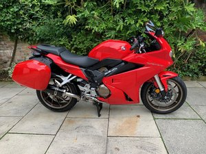 2018 Honda VFR800, With Extras, Pristine Condition