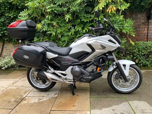Honda NC750X DCT, £££'s Of Extras, Pristine Condition