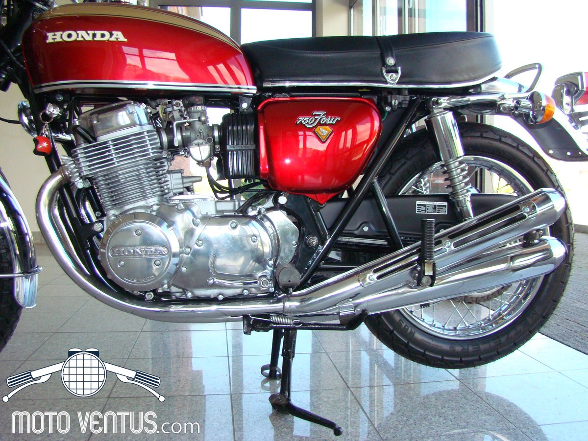 1972 Honda CB750 Four K2 VIDEO ! For Sale (picture 4 of 6)