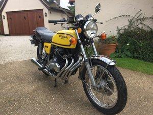 Picture of 1978 Honda 400/4  yellow