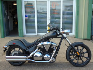 Picture of 2017 Honda VT1300 VT 1300 CX-A Fury  Only 3900 Miles